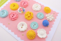 Vintage Buttons & Sewing Notions