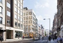 Conduit Street / 49 Conduit Street: a prestigious 42,894 square metre retail development located in the heart of Mayfair.