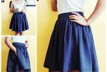 Things to Do or Make: 1. Skirts (C) / Rank C = Online / No patterns (Nice but impractical for me)