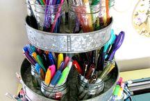 Organize it............. / Get ready, set...........organize!