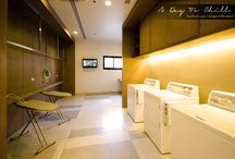 self laundry room
