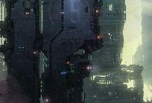 Dystopian sci fi