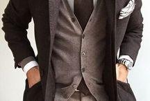 Gentleman fashion