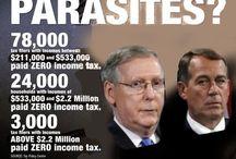 Parasites of Washington .. / by Shauna Urban