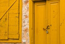 Doorways I Love / Why do I have a fascination with doorways? / by Chrissy Brooks