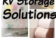 RV storage and organization tips