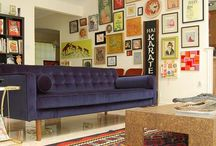 BOHEMIAN INTERIOR / DECORATING