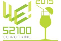 We!52100 coworking / Open Day