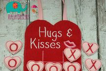 Valentine's Day Gift Guide / Hand made gifts that everyone would love!  All made in USA.