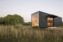 Modular houses / Ideas for tekuo project.