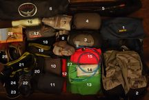 Camino Packing List / What to pack when backpacking www.jennyandstephen.com