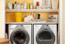 Design: Laundry Room Redo's