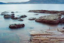 Isle of Skye / Ile de Skye / Les paysages envoûtants de l'île de Skye, dans l'Ouest de l'Ecosse...