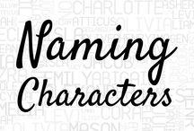 Ser escritor | personagens