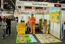 Baby Expo's - Fairs - Shows / Small Small World's participation in annual Expo's in Singapore, Malaysia & New Zealand.