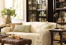 living room ideas / by Cris Walston