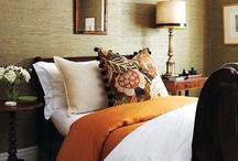 Bedrooms / by Valerie Billings