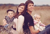 Family photo ideas / by Bree Henricks