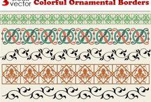 Vzory, ornamenty