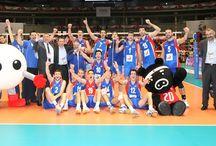 SRB national teams in 2012 / 'Teams, players, trophies ...