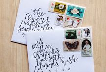 Marabou Correspondence / A collection of snail mail goodness xo