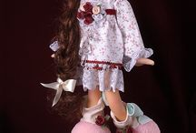 Fashion cute doll