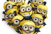 minons / minions are the best i think that they should win an award for being good looking