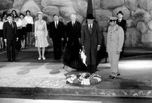 Visits of U.S. Presidents to Yad Vashem / by Yad Vashem