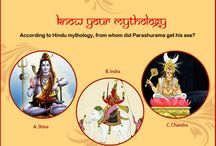 Know your mythology / Mythology plays a great role in shaping our lives. Thus,its necessary to know nook and corner about our Hindu mythology.