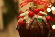 Christmas Crafts & Recipes / by Stefani Tolson