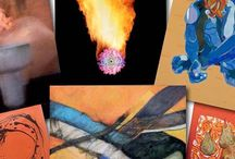 Our Art Collages