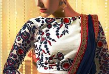Designer Blouse / Designer Blouse collection @ IndiaRush