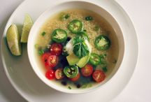 Soups / by Erin Murphy-Warner