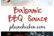 Bbq sauces