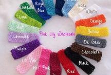 Wholesale DIY Headbands