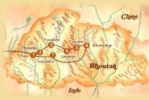 Bhoutan / Le bout du monde