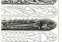 Carving Leather
