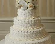 wedding cakes / by Willard Haley