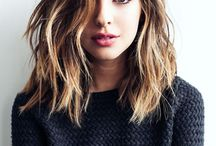 Lob Inspo / Lob (long bob) hairstyle