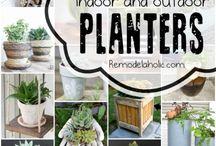 25 DIY Planters