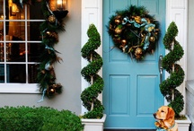 Front Door Color Ideas / by Mike Grant