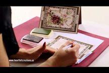 Heartfelt Creations Videos