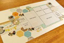 sketch it page layouts / by Tara Nixon Cox