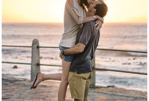 Engagement Photo-shoot / Inspiration for engagement photo-shoots in Cape Town
