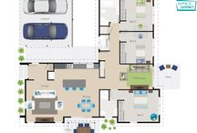 Selection of our G.J. plans / A collection of some of our plans and offerings from G.J. Gardner Homes NZ. Browse more on our website: www.gjgardner.co.nz/house-design