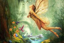 The Magic & Spirit of Nature & Fairies