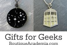 Celebrate Your Inner Nerd / Cool geeky fun
