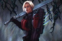Warhammer 40k - RPG Inspirations