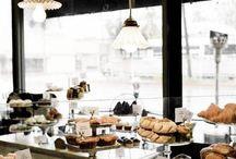 Bakery, torte