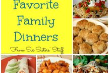 Easy Family Recipes / by The Baptist Children's Village